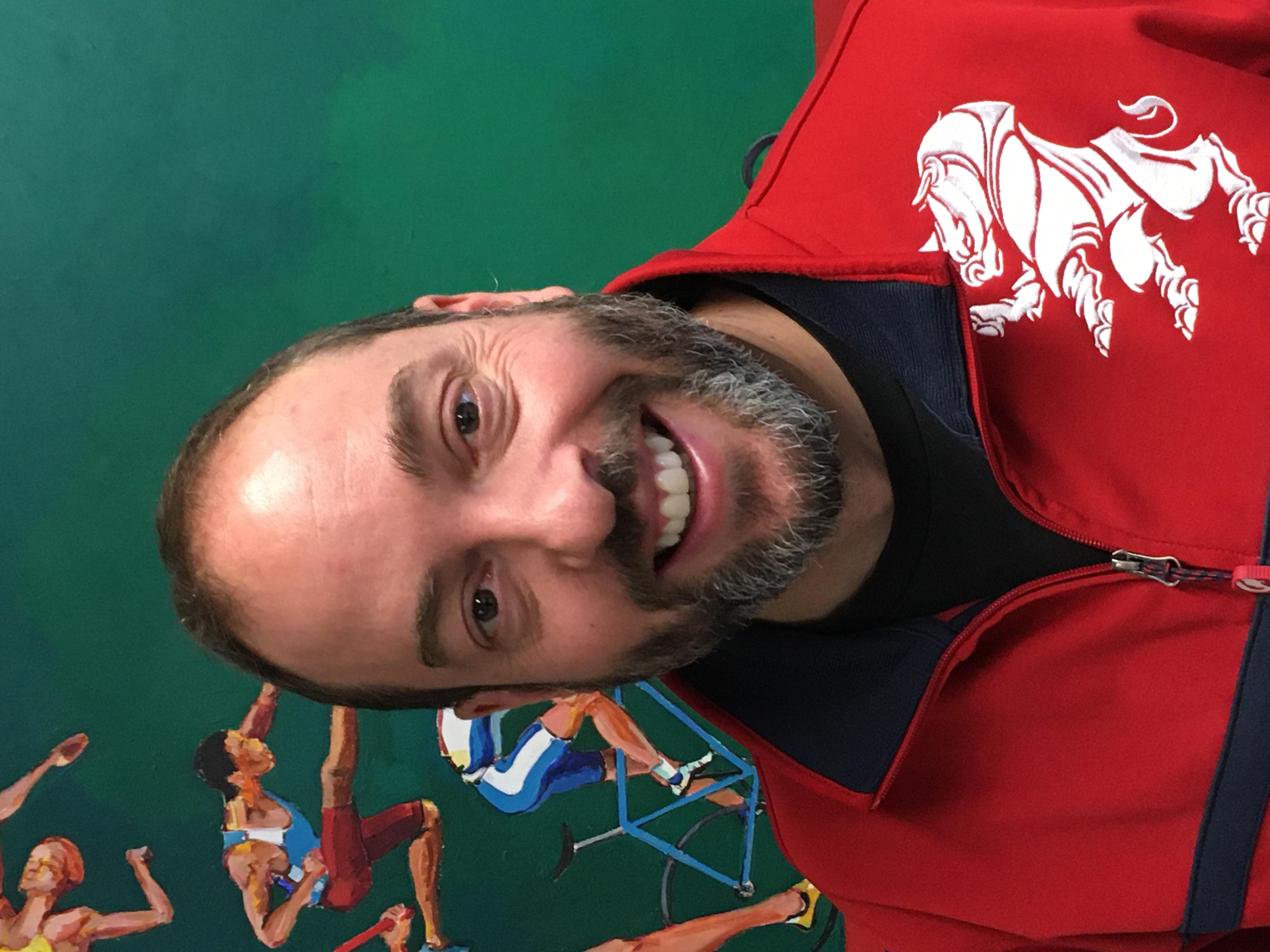 François Salvail - Représentant de la ville de Sherbrooke - Membre CA d'Excellence Sportive Sherbrooke